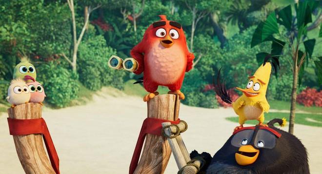 Review Angry Birds 2: Cười té ghế với hội chim lợn mập ú, nhà ai có em út nhớ dẫn đi xem - Ảnh 1.