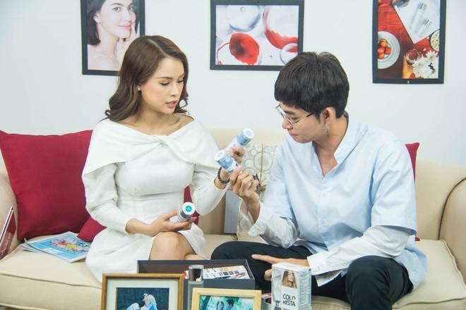Da vừa đẹp tóc lại cá tính, Jun Phạm đích thị là khách mời ấn tượng của Da Pha Lê rồi! - ảnh 3