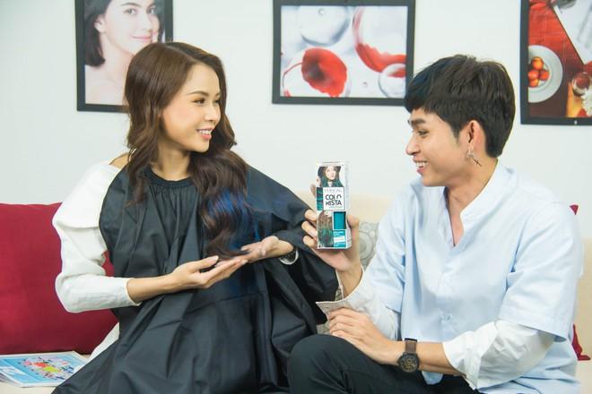 Da vừa đẹp tóc lại cá tính, Jun Phạm đích thị là khách mời ấn tượng của Da Pha Lê rồi! - ảnh 4
