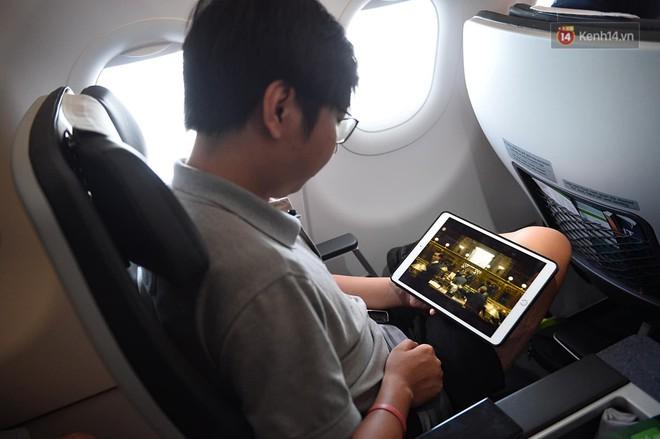 Thử nghiệm áp dụng công nghệ giải trí không dây số hóa trên máy bay tiên tiến bậc nhất Việt Nam - ảnh 6