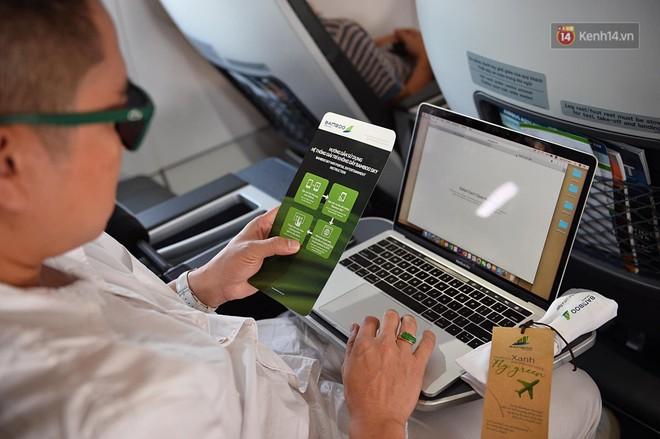 Thử nghiệm áp dụng công nghệ giải trí không dây số hóa trên máy bay tiên tiến bậc nhất Việt Nam - ảnh 1