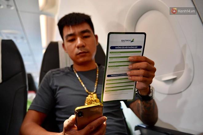 Thử nghiệm áp dụng công nghệ giải trí không dây số hóa trên máy bay tiên tiến bậc nhất Việt Nam - ảnh 4