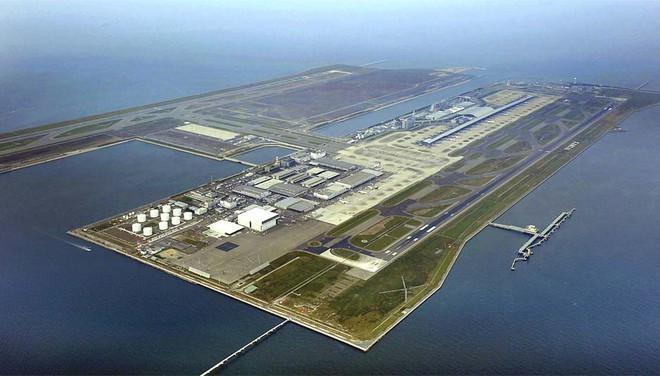 Cứ tưởng chỉ có ở trong phim, nhưng Nhật Bản thực sự có một siêu sân bay nổi trên mặt biển với số tiền đầu tư lên đến 20 tỷ đô - ảnh 9