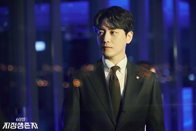 6 cảnh chấn động của Lee Joon Hyuk ở Tổng Thống 60 Ngày: Con tàu chỉ có một thuyền trưởng, tôi là người đó! - ảnh 10