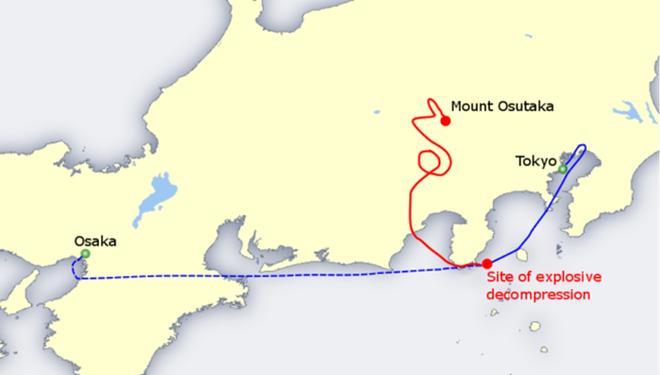 Vụ tai nạn máy bay thảm khốc khiến hơn 500 người tử nạn ở Nhật Bản và cái cúi đầu xin lỗi của vợ cơ trưởng - ảnh 2