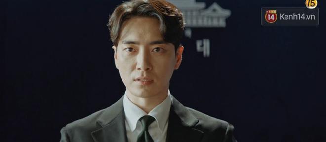 6 cảnh chấn động của Lee Joon Hyuk ở Tổng Thống 60 Ngày: Con tàu chỉ có một thuyền trưởng, tôi là người đó! - ảnh 13