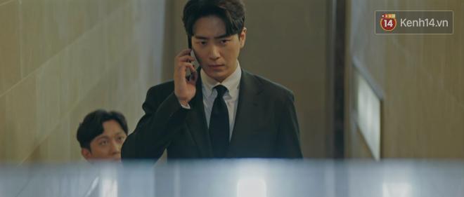 6 cảnh chấn động của Lee Joon Hyuk ở Tổng Thống 60 Ngày: Con tàu chỉ có một thuyền trưởng, tôi là người đó! - ảnh 15