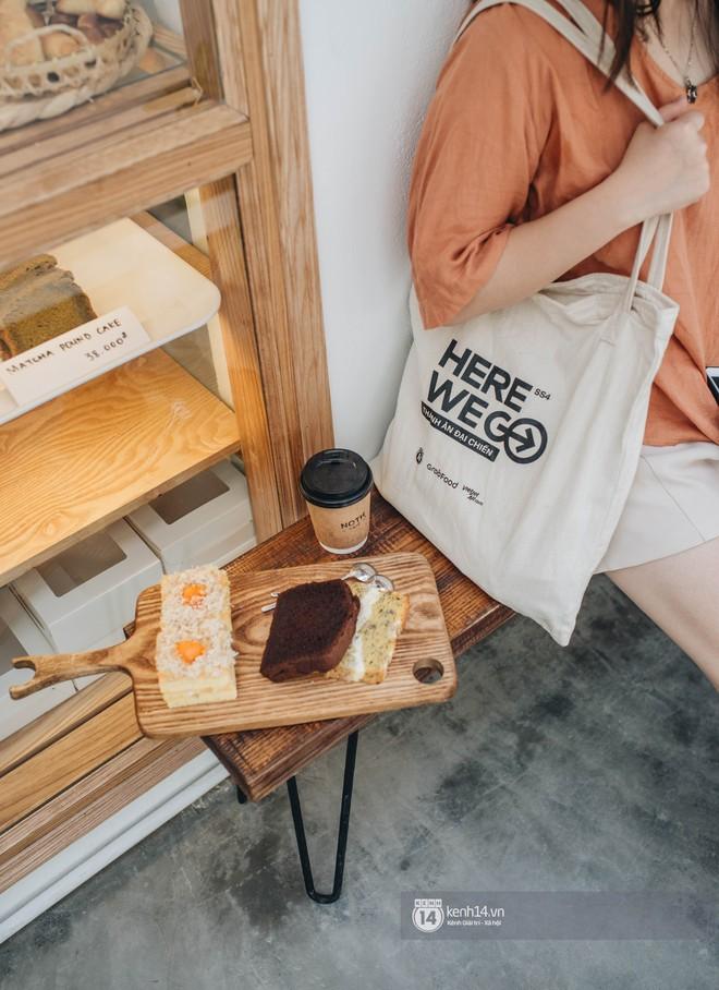 """Hai quán nước ép và tiệm bánh mới toanh ở Hà Nội, liền kề nhau tạo thành hẻm """"sống ảo"""" xinh xẻo như bên Hàn - ảnh 25"""
