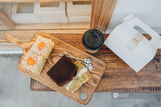 """Hai quán nước ép và tiệm bánh mới toanh ở Hà Nội, liền kề nhau tạo thành hẻm """"sống ảo"""" xinh xẻo như bên Hàn - ảnh 24"""
