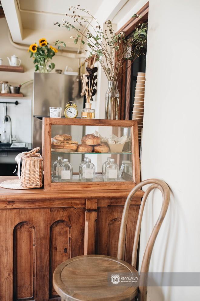 """Hai quán nước ép và tiệm bánh mới toanh ở Hà Nội, liền kề nhau tạo thành hẻm """"sống ảo"""" xinh xẻo như bên Hàn - ảnh 8"""