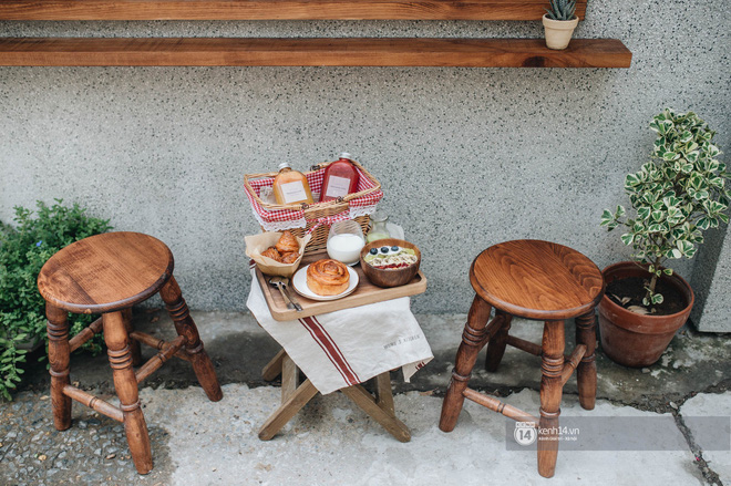 """Hai quán nước ép và tiệm bánh mới toanh ở Hà Nội, liền kề nhau tạo thành hẻm """"sống ảo"""" xinh xẻo như bên Hàn - ảnh 19"""