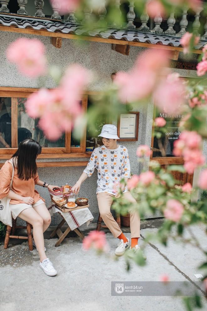 """Hai quán nước ép và tiệm bánh mới toanh ở Hà Nội, liền kề nhau tạo thành hẻm """"sống ảo"""" xinh xẻo như bên Hàn - ảnh 11"""