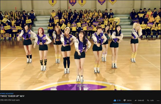 Không chỉ bắt nhịp cùng BTS và BLACKPINK, TWICE còn qua mặt BIGBANG ở cột mốc YouTube mới - Ảnh 4.