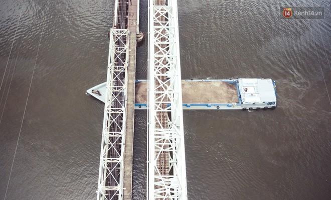 Cận cảnh cầu sắt Bình Lợi mới gần 500 tỉ đồng, sẵn sàng cho tàu hỏa Bắc - Nam chạy thử vào đầu tháng 9/2019 - ảnh 19