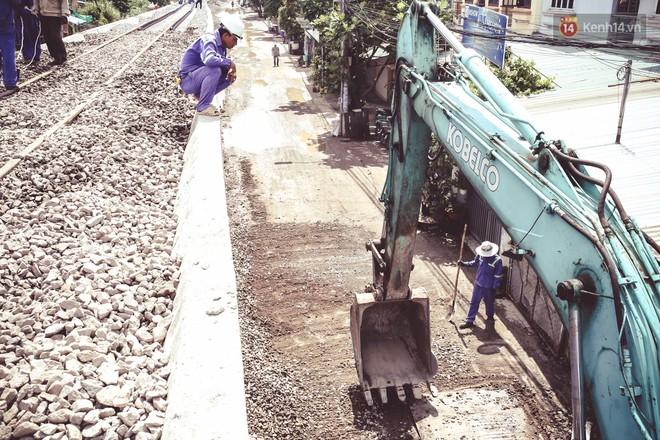 Cận cảnh cầu sắt Bình Lợi mới gần 500 tỉ đồng, sẵn sàng cho tàu hỏa Bắc - Nam chạy thử vào đầu tháng 9/2019 - ảnh 16