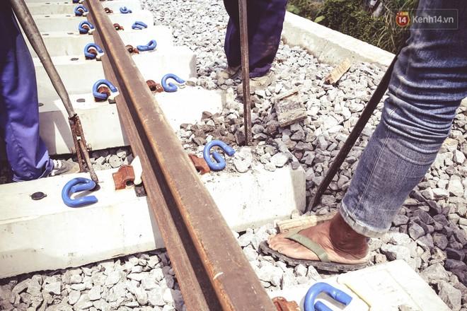 Cận cảnh cầu sắt Bình Lợi mới gần 500 tỉ đồng, sẵn sàng cho tàu hỏa Bắc - Nam chạy thử vào đầu tháng 9/2019 - ảnh 10