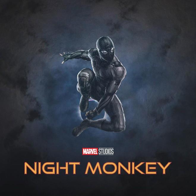 Dăm ba cái quyền Nhện Nhí của Sony sao làm Marvel bối rối được, sẽ có Khỉ Đêm Tom Holland thay Spider Man thôi! - Ảnh 1.