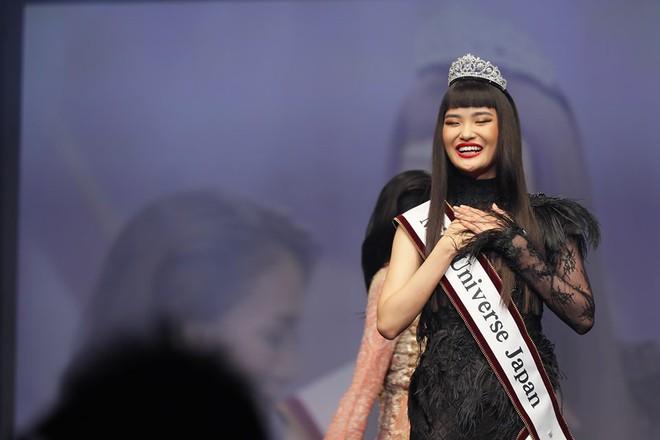 Lộ diện thêm đối thủ từ Nhật Bản của Hoàng Thùy tại Miss Universe 2019: Nụ cười thân thiện nhưng nhan sắc vẫn bị bàn cãi! - ảnh 3