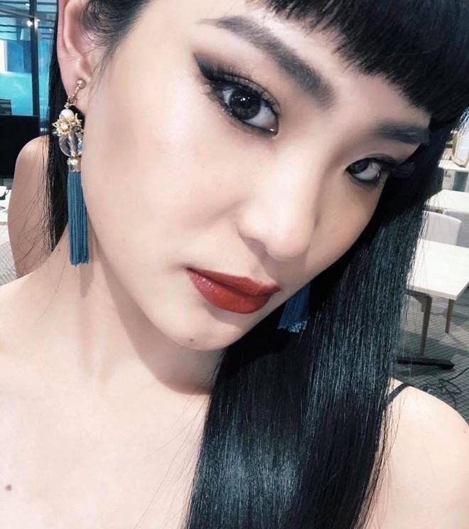 Lộ diện thêm đối thủ từ Nhật Bản của Hoàng Thùy tại Miss Universe 2019: Nụ cười thân thiện nhưng nhan sắc vẫn bị bàn cãi! - ảnh 7