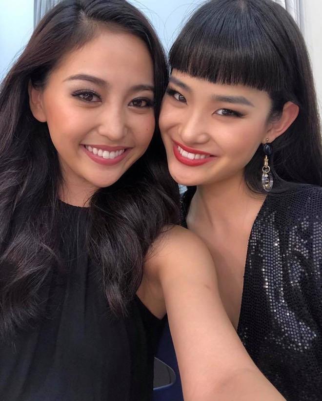 Lộ diện thêm đối thủ từ Nhật Bản của Hoàng Thùy tại Miss Universe 2019: Nụ cười thân thiện nhưng nhan sắc vẫn bị bàn cãi! - ảnh 5