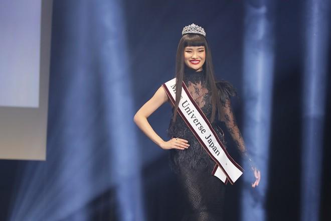 Lộ diện thêm đối thủ từ Nhật Bản của Hoàng Thùy tại Miss Universe 2019: Nụ cười thân thiện nhưng nhan sắc vẫn bị bàn cãi! - ảnh 2
