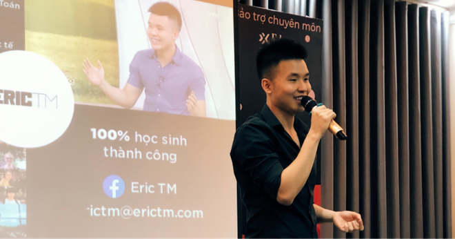 Con nhà người ta Eric TM: Học sinh cá biệt giành 4 học bổng toàn phần Anh và Mỹ, rồi quyết về Việt Nam làm... thầy giáo - ảnh 4