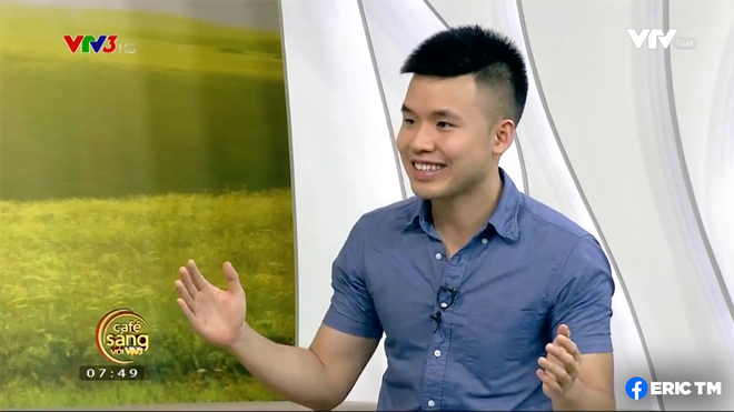 Con nhà người ta Eric TM: Học sinh cá biệt giành 4 học bổng toàn phần Anh và Mỹ, rồi quyết về Việt Nam làm... thầy giáo - ảnh 3