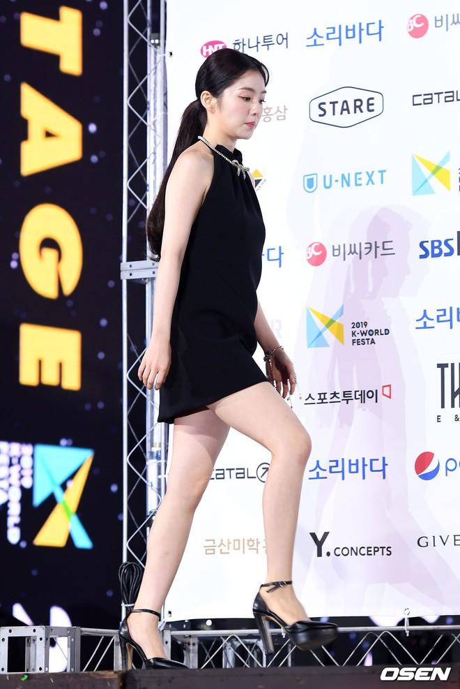Siêu thảm xanh ngày 2: Red Velvet gây sốc với váy thảm họa, tài tử Vì sao đưa anh tới dẫn đầu dàn diễn viên đọ sắc idol - ảnh 7