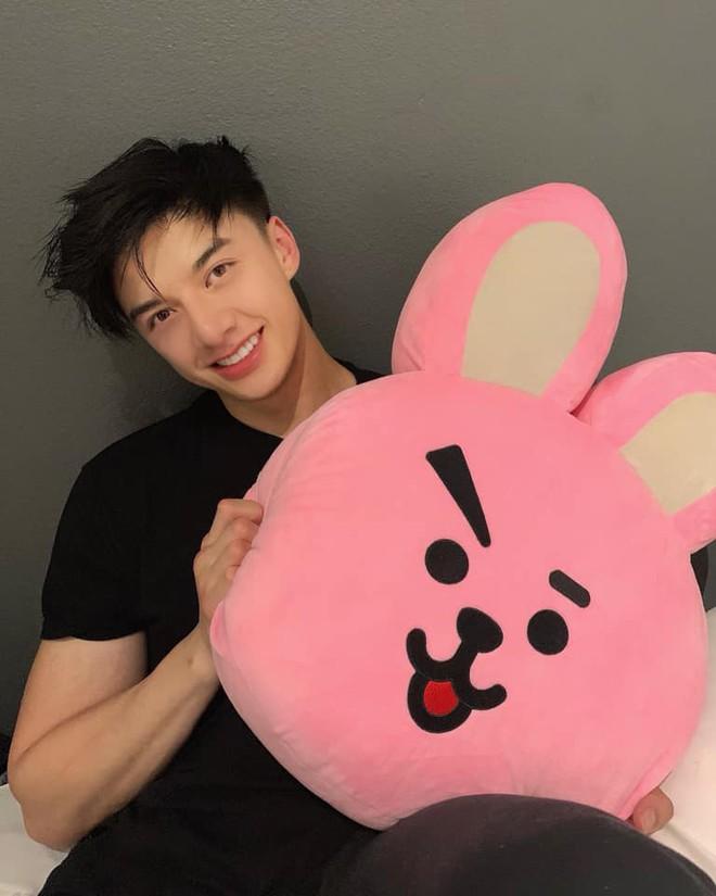 Netizen phát cuồng với chàng soái ca gốc Việt được bổ sung vào 1 boygroup Kpop, là fan của Jungkook (BTS) - ảnh 3