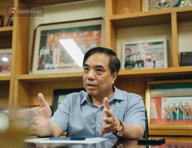 """Hiệu trưởng ĐH Ngoại thương: Tự hào là """"Harvard Việt Nam"""", sinh viên tốt nghiệp có quyền được đòi hỏi mức lương cao, xứng đáng - ảnh 8"""