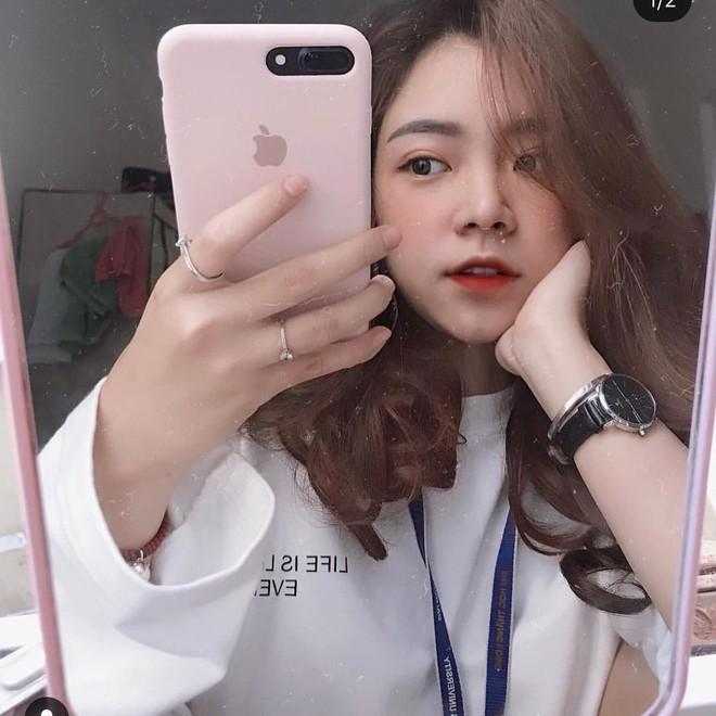 Nữ sinh trường con nhà giàu ở Hà Nội được truy lùng chỉ vì một nụ cười toả sáng, biết profile chi tiết càng nể phục hơn - ảnh 9