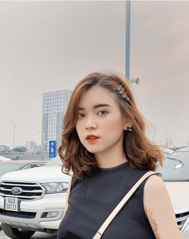 Nữ sinh trường con nhà giàu ở Hà Nội được truy lùng chỉ vì một nụ cười toả sáng, biết profile chi tiết càng nể phục hơn - ảnh 7