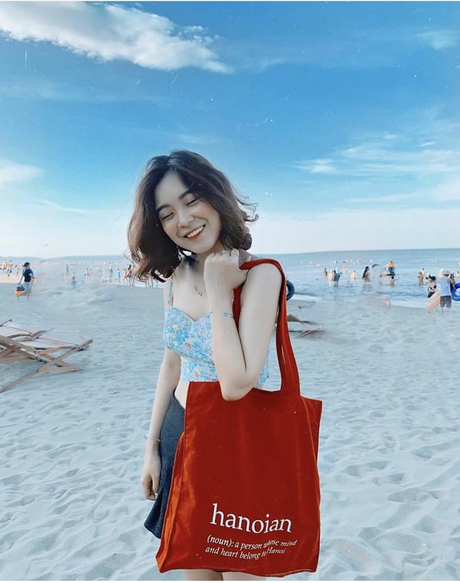 Nữ sinh trường con nhà giàu ở Hà Nội được truy lùng chỉ vì một nụ cười toả sáng, biết profile chi tiết càng nể phục hơn - ảnh 12