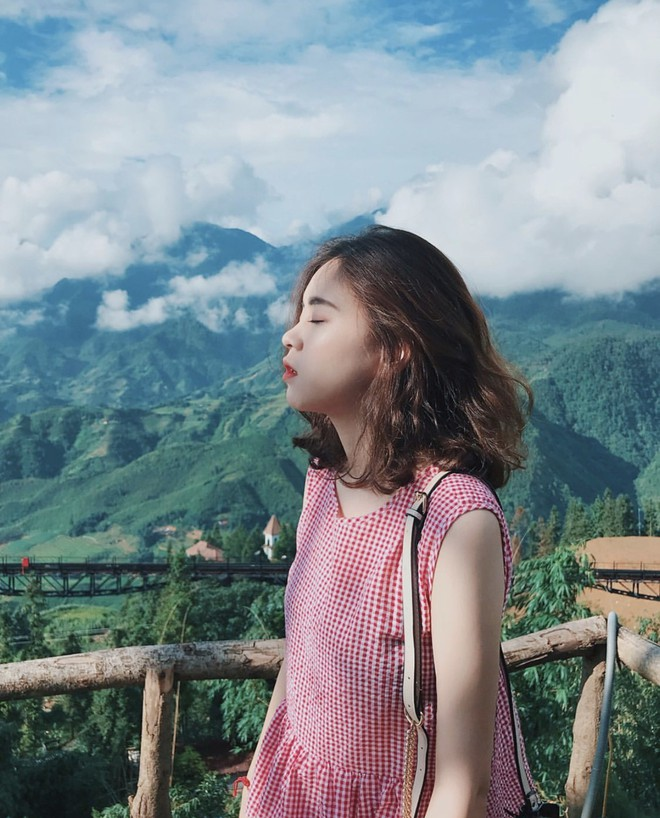 Nữ sinh trường con nhà giàu ở Hà Nội được truy lùng chỉ vì một nụ cười toả sáng, biết profile chi tiết càng nể phục hơn - ảnh 14