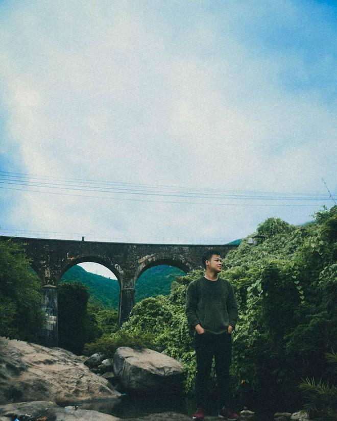 """Hot nhất Đà Nẵng hiện tại chính là """"cổng trời"""" mới toanh dưới chân đèo Hải Vân, nơi có đoàn tàu qua núi đẹp hệt trong phim - ảnh 19"""