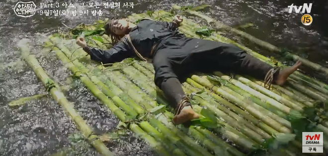 Arthdal Niên Sử Kí phần cuối nhá hàng dữ dội: Song Joong Ki và Kim Ji Won phân thân tung hoành! - Ảnh 7.