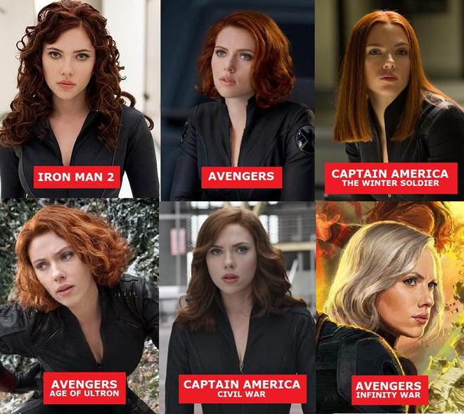 Ngỡ ngàng bộ suit mới của Black Widow: Hẳn stylist của Marvel hơi mù màu, Góa Phụ Đen mặc đồ trắng là sao? - Ảnh 5.