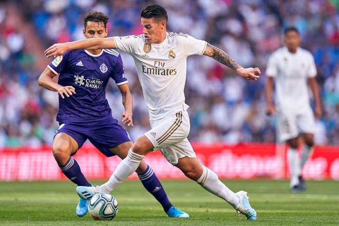 Benzema lập siêu phẩm, Real Madrid vẫn đánh rơi chiến thắng ở phút cuối - Ảnh 3.