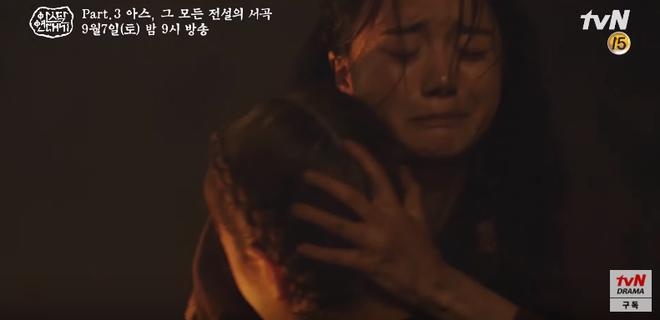 Arthdal Niên Sử Kí phần cuối nhá hàng dữ dội: Song Joong Ki và Kim Ji Won phân thân tung hoành! - Ảnh 5.