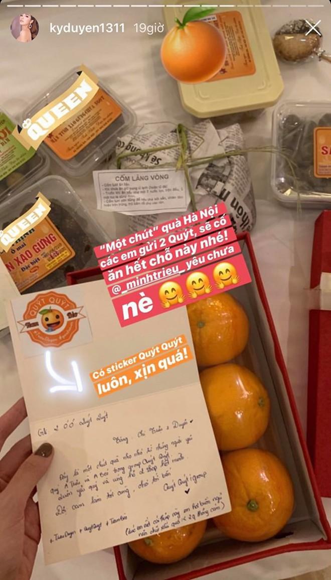 """Lâu lâu mới ra Hà Nội, Kỳ Duyên đi ăn liền 4 món chuẩn """"combo mùa thu thủ đô"""", ai cũng nên thử 1 lần nè! - ảnh 3"""