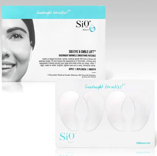 Review nhanh 4 loại miếng dán chống già giúp vùng da có nếp nhăn lấy lại được độ căng mịn - ảnh 3