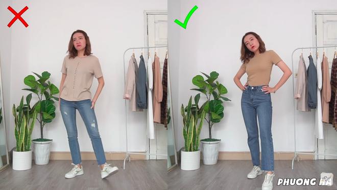 Chẳng phải fashionista nhưng cô nàng này vẫn có 8 cách mix đồ giúp các nàng kéo chân - bóp eo cực đỉnh - ảnh 6