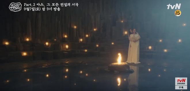 Arthdal Niên Sử Kí phần cuối nhá hàng dữ dội: Song Joong Ki và Kim Ji Won phân thân tung hoành! - Ảnh 4.