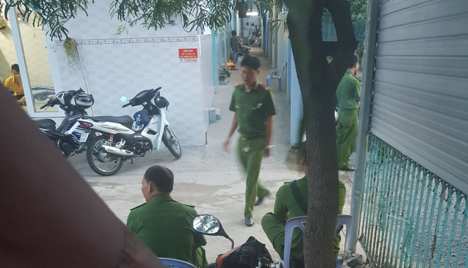 Nghi án cha giết con trai 5 tuổi rồi tự tử trong phòng trọ ở Sài Gòn - ảnh 1