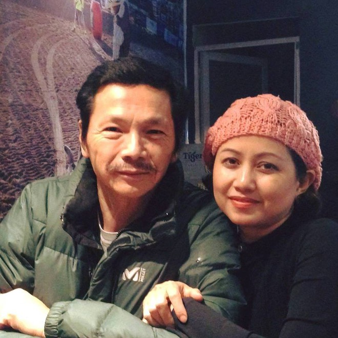 Ảnh cưới 22 năm trước của NSND Trung Anh hot trở lại, ai cũng xuýt xoa vẻ lãng tử một thời của ông bố quốc dân - Ảnh 3.