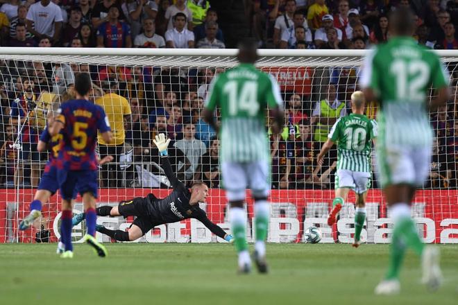 Tân binh đắt giá Griezmann lập cú đúp đẹp như mơ, Barcelona cho kẻ thách thức sấp mặt - ảnh 3