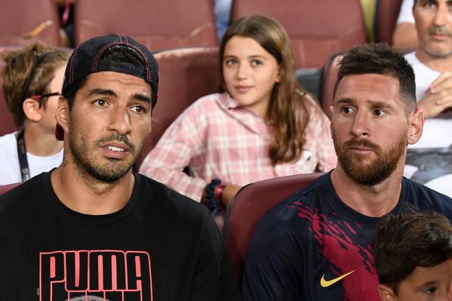 Messi phấn khích ra mặt khi chứng kiến người đóng thế mình lập cú đúp giải cứu Barca - ảnh 3
