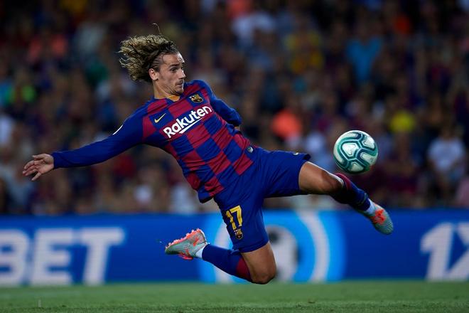 Tân binh đắt giá Griezmann lập cú đúp đẹp như mơ, Barcelona cho kẻ thách thức sấp mặt - ảnh 4