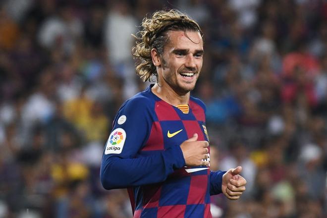 Tân binh đắt giá Griezmann lập cú đúp đẹp như mơ, Barcelona cho kẻ thách thức sấp mặt - ảnh 5