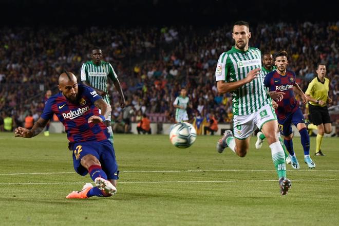 Tân binh đắt giá Griezmann lập cú đúp đẹp như mơ, Barcelona cho kẻ thách thức sấp mặt - ảnh 7